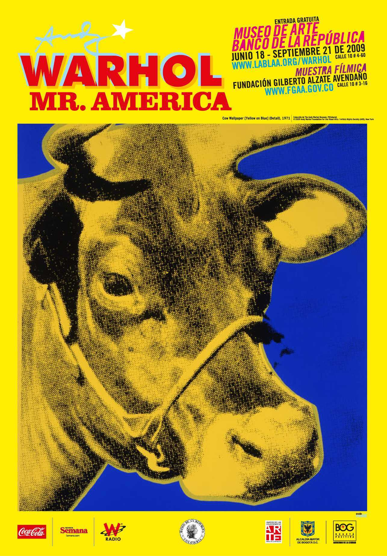 Andy Warhol - Mr. America